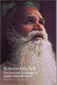 To Know Yourself by Swami Satchidananda